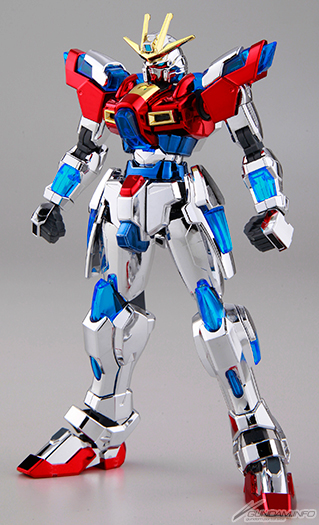 5835HGBF 1/144 TRY BURNING GUNDAM FULL COLOR COATING Ver.