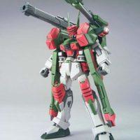 HG 1/144 GAT-X103AP ヴェルデバスターガンダム [Verde Buster] 公式画像1