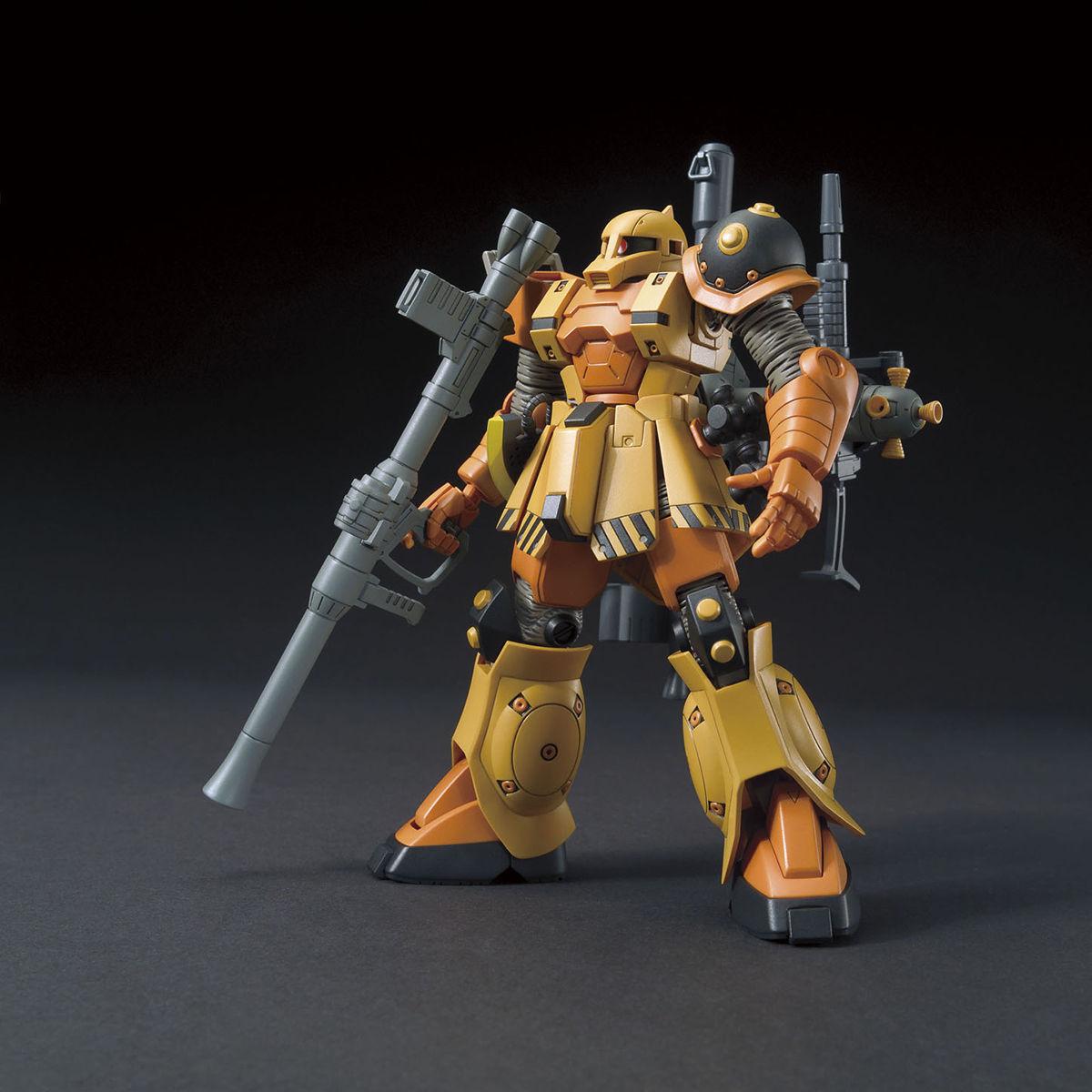 MS-05 ザクI 《サンダーボルト》