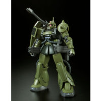 HG 1/144 MS-06K ザク・キャノン [Zaku Cannon]