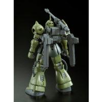 HG 1/144 MS-06K ザク・キャノン [Zaku Cannon] 公式画像2