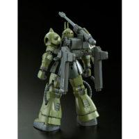 HG 1/144 MS-06K ザク・キャノン [Zaku Cannon] 公式画像4
