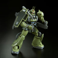 HG 1/144 MS-06K ザク・キャノン [Zaku Cannon] 公式画像6