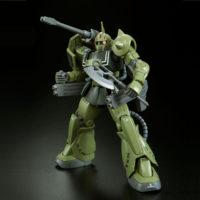 HG 1/144 MS-06K ザク・キャノン [Zaku Cannon] 公式画像7