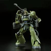 HG 1/144 MS-06K ザク・キャノン [Zaku Cannon] 公式画像8