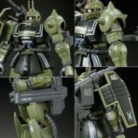 HG 1/144 MS-06K ザク・キャノン [Zaku Cannon] 公式画像10