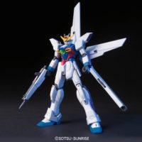 HGAW 1/144 GX-9900 ガンダムX [Gundam X] 公式画像1
