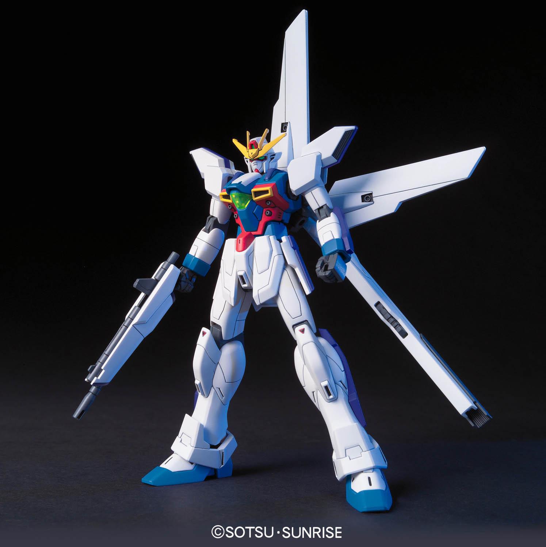 543HGAW 1/144 GX-9900 ガンダムX [Gundam X]