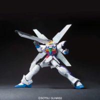 HGAW 1/144 GX-9900 ガンダムX [Gundam X] 公式画像3