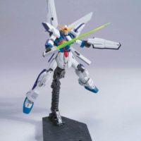 HGAW 1/144 GX-9900 ガンダムX [Gundam X] 公式画像6