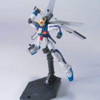 HGAW 1/144 GX-9900 ガンダムX [Gundam X] 公式画像8