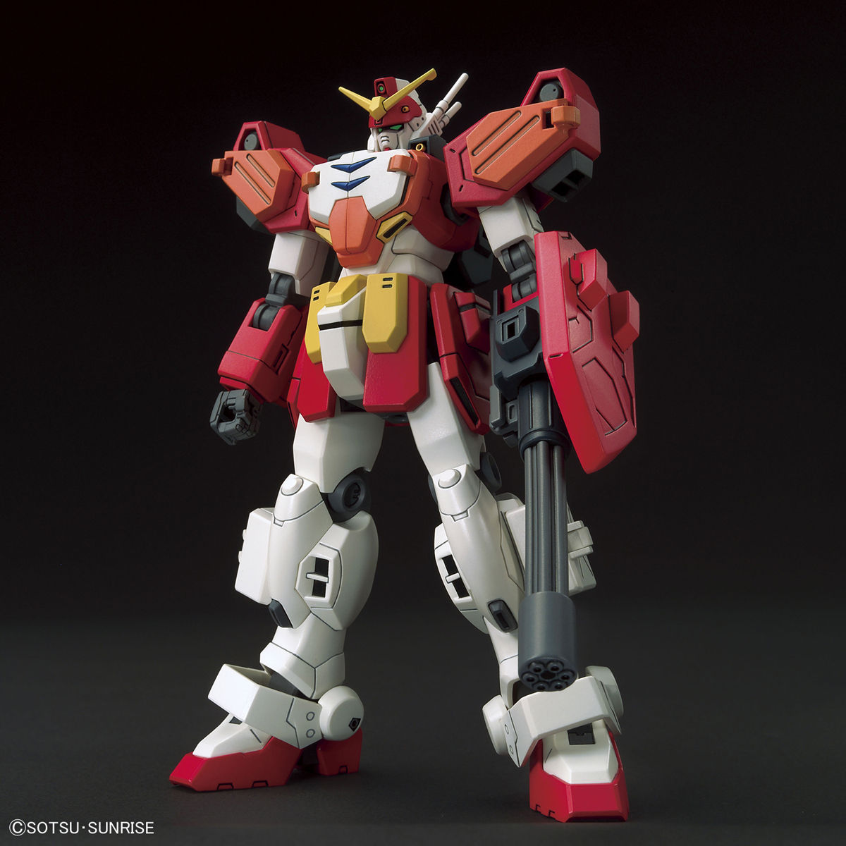 HGAC 1/144 XXXG-01H ガンダムヘビーアームズ [Gundam Heavyarms] 5060745 4573102607454