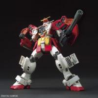 HGAC 1/144 XXXG-01H ガンダムヘビーアームズ [Gundam Heavyarms] 5060745 4573102607454 公式画像4