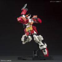 HGAC 1/144 XXXG-01H ガンダムヘビーアームズ [Gundam Heavyarms] 5060745 4573102607454 公式画像6
