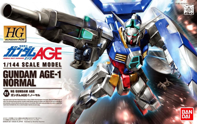 HG 1/144 AGE-1 ガンダムAGE-1 ノーマル [Gundam AGE-1 Normal]