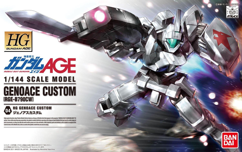 HG 1/144 RGE-B790CW ジェノアスカスタム [Genoace Custom] 0171626 4543112716262