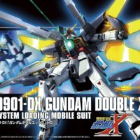 HGAW 1/144 GX-9901-DX ガンダムダブルエックス [Gundam Double X] パッケージ