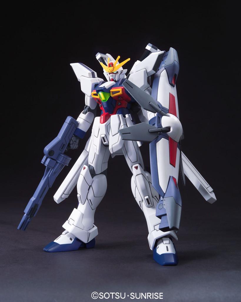 561HGAW 1/144 GX-9900-DV ガンダムXディバイダー [Gundam X Divider]