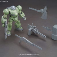HGBF 1/144 モックアーミーセット [Mock Army Set] 公式画像2