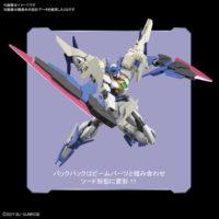 HGBD:R 1/144 ガンダムダブルオースカイメビウス 5060758 試作画像4