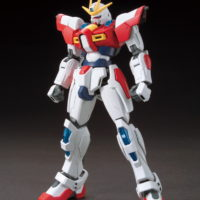 HGBF 1/144 BG-011B ビルドバーニングガンダム [Build Burning Gundam] 公式画像1