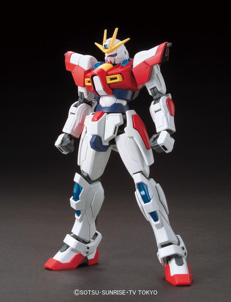 3228HGBF 1/144 BG-011B ビルドバーニングガンダム [Build Burning Gundam]