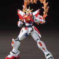 HGBF 1/144 BG-011B ビルドバーニングガンダム [Build Burning Gundam] 公式画像2