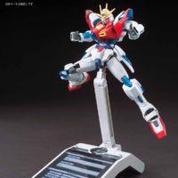 HGBF 1/144 TBG-011B トライバーニングガンダム [Try Burning Gundam] 公式画像3