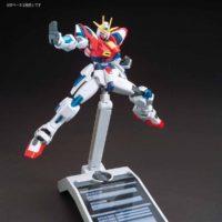 HGBF 1/144 TBG-011B トライバーニングガンダム [Try Burning Gundam] 公式画像4