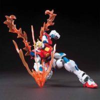 HGBF 1/144 TBG-011B トライバーニングガンダム [Try Burning Gundam] 公式画像5