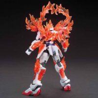 HGBF 1/144 TBG-011B トライバーニングガンダム [Try Burning Gundam] 公式画像7