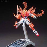HGBF 1/144 TBG-011B トライバーニングガンダム [Try Burning Gundam] 公式画像8