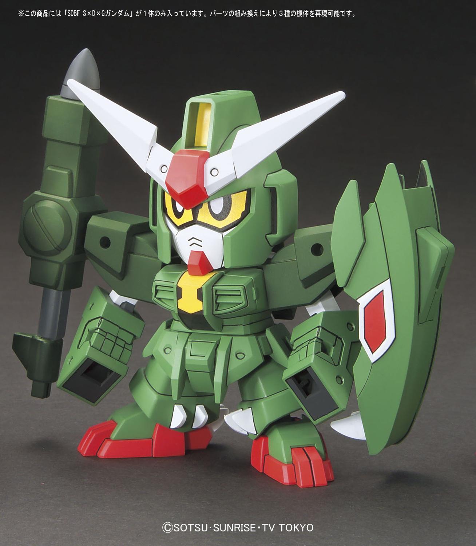 3242SDBF S×D×G ガンダム [S×D×G Gundam]