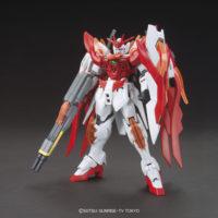 HGBF 1/144 XXXG-00W0CV ウイングガンダムゼロ炎 [Wing Gundam Zero Honoo] 公式画像1