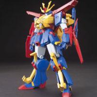 HGBF 1/144 最強機動 ガンダムトライオン3 [Gundam Tryon 3] 公式画像1