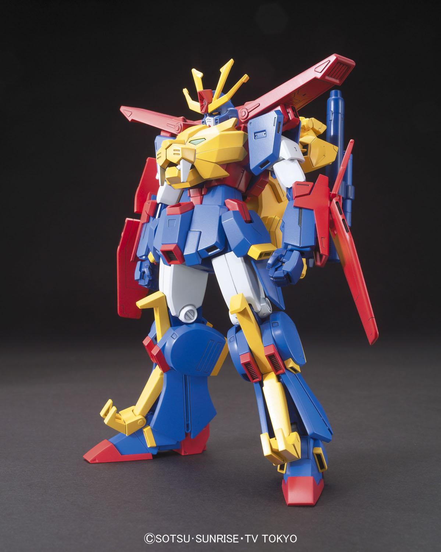 4767HGBF 1/144 最強機動 ガンダムトライオン3 [Gundam Tryon 3]