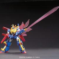 HGBF 1/144 最強機動 ガンダムトライオン3 [Gundam Tryon 3] 公式画像2