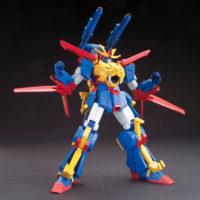 HGBF 1/144 最強機動 ガンダムトライオン3 [Gundam Tryon 3] 公式画像3