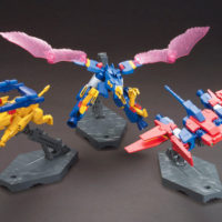 HGBF 1/144 最強機動 ガンダムトライオン3 [Gundam Tryon 3] 公式画像5