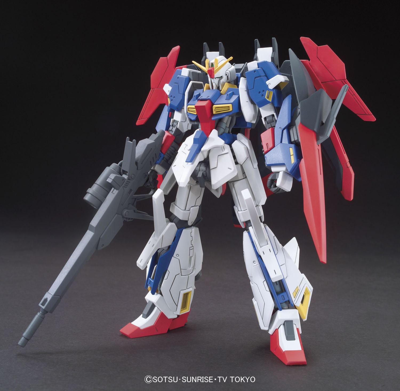 5157HGBF 1/144 MSZ-006LGT ライトニングZガンダム [Lightning Zeta Gundam]