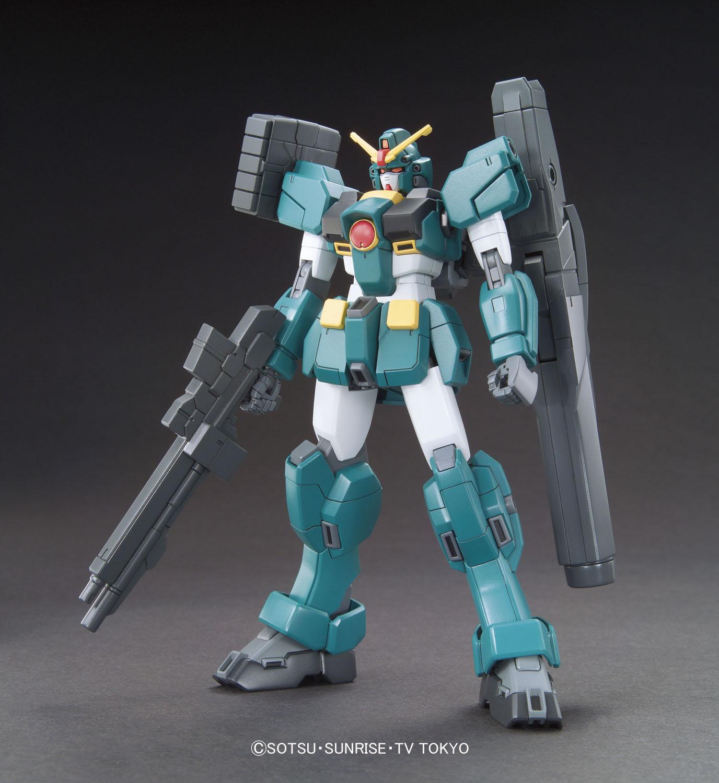 5167HGBF 1/144 GT-9600-DV ガンダムレオパルド・ダ・ヴィンチ [Gundam Leopard da Vinci]