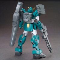 HGBF 1/144 GT-9600-DV ガンダムレオパルド・ダ・ヴィンチ [Gundam Leopard da Vinci] 公式画像2