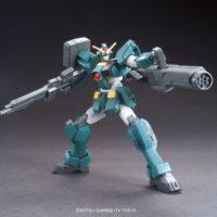 HGBF 1/144 GT-9600-DV ガンダムレオパルド・ダ・ヴィンチ [Gundam Leopard da Vinci] 公式画像3
