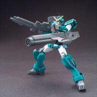 HGBF 1/144 GT-9600-DV ガンダムレオパルド・ダ・ヴィンチ [Gundam Leopard da Vinci] 公式画像4
