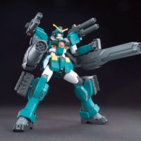 HGBF 1/144 GT-9600-DV ガンダムレオパルド・ダ・ヴィンチ [Gundam Leopard da Vinci] 公式画像5