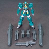 HGBF 1/144 GT-9600-DV ガンダムレオパルド・ダ・ヴィンチ [Gundam Leopard da Vinci] 公式画像6