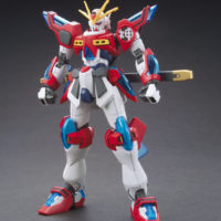 HGBF 1/144 KMK-B01 カミキバーニングガンダム [Kamiki Burning Gundam] 公式画像1