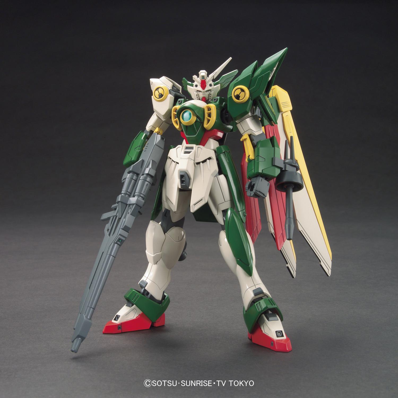 3204HGBF 1/144 XXXG-01Wf ウイングガンダムフェニーチェ [Wing Gundam Fenice]