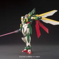HGBF 1/144 XXXG-01Wf ウイングガンダムフェニーチェ [Wing Gundam Fenice] 公式画像2