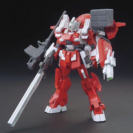 HGBF 1/144 YZ-R28-SR[FH] Ez-SRフォックスハウンド [Ez-SR-FOXHOUND]
